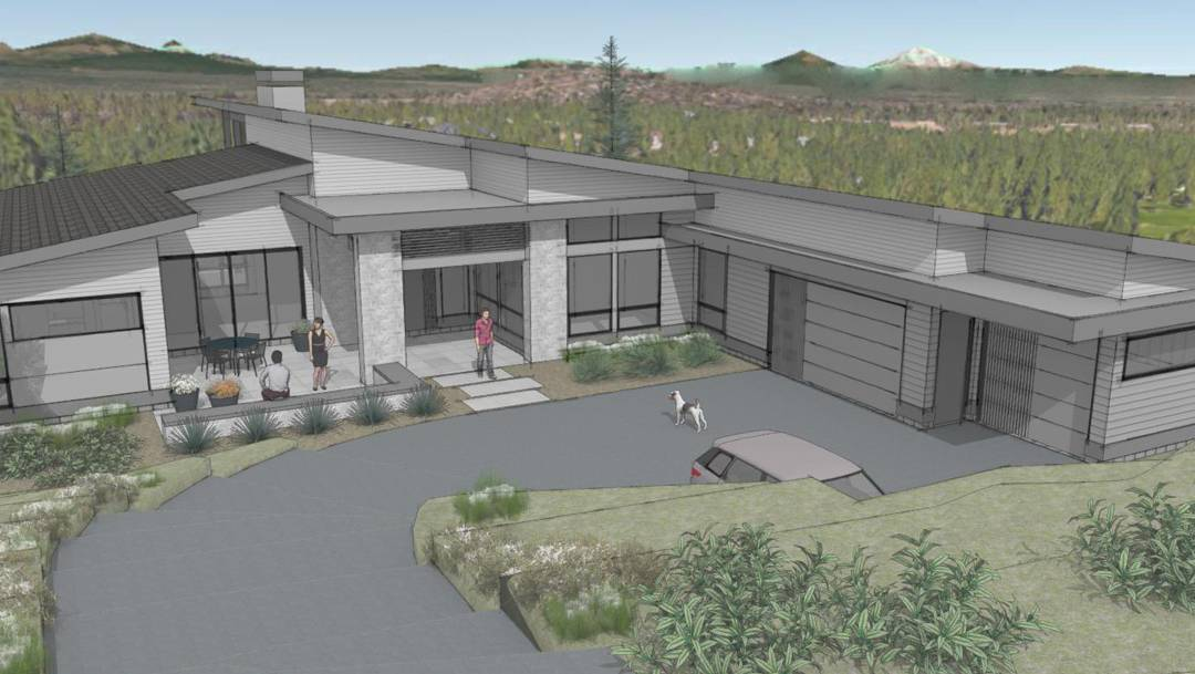 Sage Building Another Home on Awbrey Butte