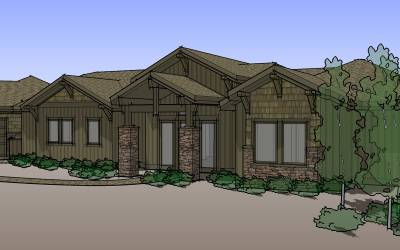 Another New Sage Home on the Eagle Crest Resort
